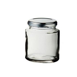 オーバルボトル L ガラス キャニスター&ボトル 業務用