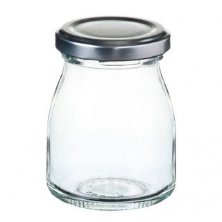 スモールヨーグルト ガラス キャニスター&ボトル 業務用