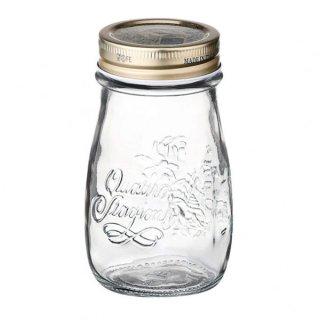 クアトロスタジオーニ ボトル200 ガラス キャニスター&ボトル 業務用