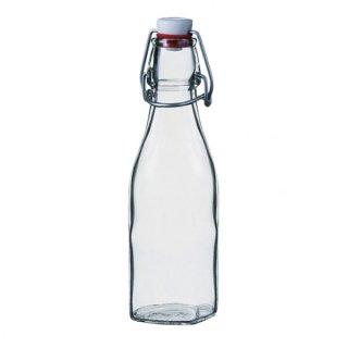 スウィングボトル 0.25 ガラス キャニスター&ボトル 業務用