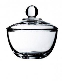 プレゼンス ポット ガラス カスター&ディスペンサー 業務用