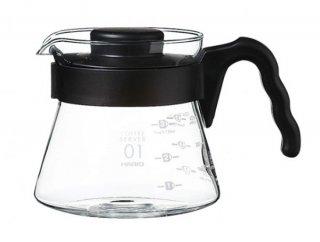V60 コーヒーサーバー 450 ガラス コーヒーグッズ 業務用