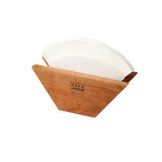 木製フィルターホルダー さくら ガラス コーヒーグッズ 業務用