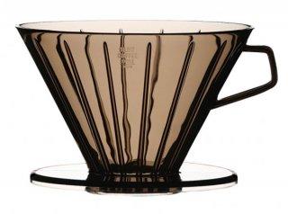 SCS ブリューワー 4cups クリアグレー ガラス コーヒーグッズ 業務用