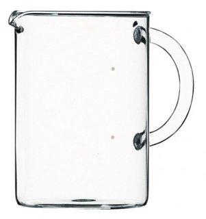 SCS コーヒージャグ 600 ガラス コーヒーグッズ 業務用