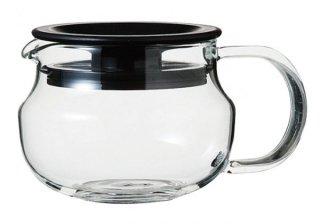 ワンタッチ ティーポット 280 ガラス ティーグッズ 業務用
