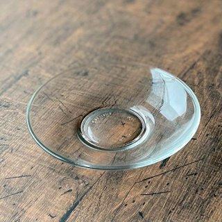 ハルシャ ソーサーのみ(カップ別売) UG-325 ガラス カップ&マグ 業務用