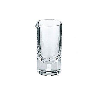 100 ミルク L スキ ガラス ミルクピッチャー・クリーマー 業務用