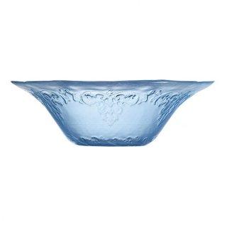 フィオーナ 15.5cmボール ブルー ガラス デザート 業務用