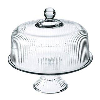 モナコ ケーキドーム 86031 ガラス コンポート 業務用