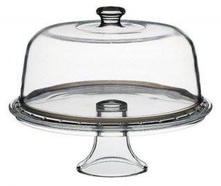 パラディオ ケーキドーム ガラス コンポート 業務用