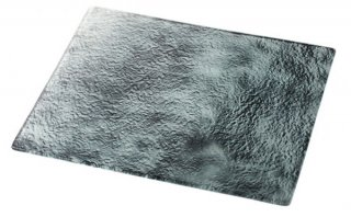 プラックビュッフェ 500×420 ノワール ガラス ビュッフェウェア 業務用