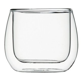 ダブルウォール アメティスタ115 ガラス ショット&アミューズ 業務用