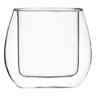 ダブルウォール アメティスタ220 ガラス ショット&アミューズ 業務用