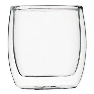 ダブルウォール ミケランジェロ110 ガラス ショット&アミューズ 業務用