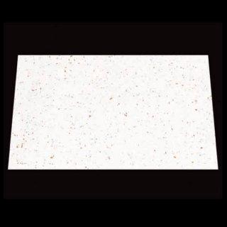 尺3寸 長手和紙敷マット 金銀振り 白 100枚 紙製品 尺3寸長手紙マット 業務用