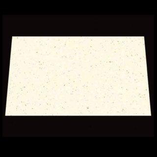 尺3寸 長手和紙敷マット 金銀振り クリーム 100枚 紙製品 尺3寸長手紙マット 業務用