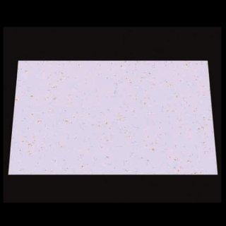 尺3寸 長手和紙敷マット 金銀振り 藤 100枚 紙製品 尺3寸長手紙マット 業務用