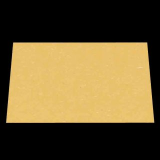尺3寸 長手和紙敷マット 金銀振り だいだい色 100枚 紙製品 尺3寸長手紙マット 業務用