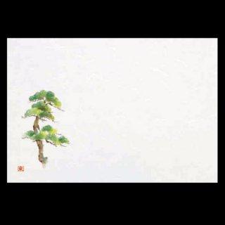 尺5寸 長手和紙敷マット 松 オールシーズン 100枚 紙製品 尺5寸長手紙マット 業務用