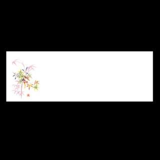 箸置マット 新南天 1月〜2月 100枚 紙製品 箸置マット 業務用