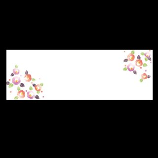 箸置マット 新椿・1 11月〜12月 100枚 紙製品 箸置マット 業務用