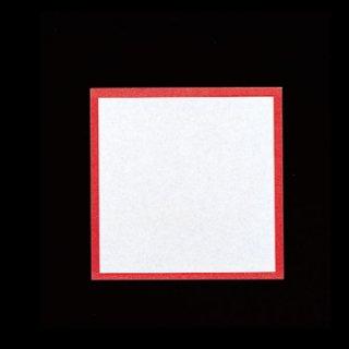 耐油天紙 赤枠 12角 300枚 紙製品 天紙 業務用