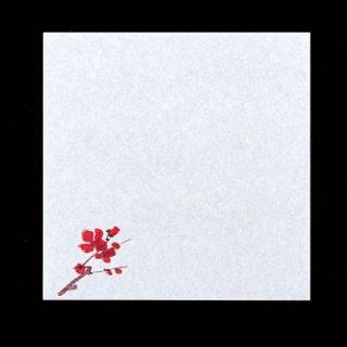 耐油懐敷 12角 梅 100枚 紙製品 天紙 業務用