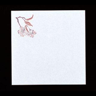 耐油懐敷 12角 桜 100枚 紙製品 天紙 業務用