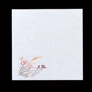 耐油懐敷 12角 すすき 100枚 紙製品 天紙 業務用