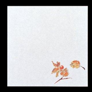 耐油懐敷 15角 ほおずき 100枚 紙製品 天紙 業務用