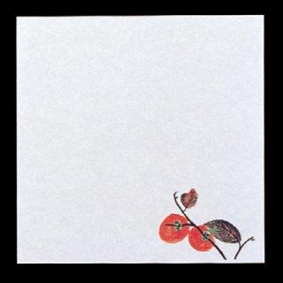 耐油懐敷 15角 柿 100枚 紙製品 天紙 業務用