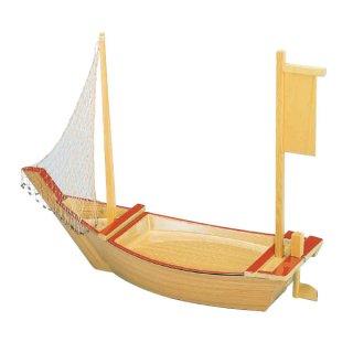 2尺3寸盛込舟 白木 網付 漆器 盛込舟 業務用