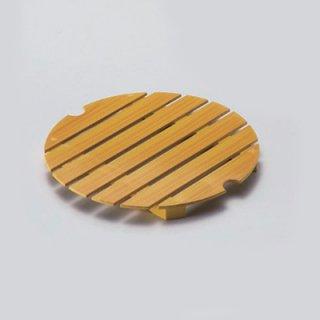 D.X尺0寸盛込桶用 目皿 白木塗  漆器 盛込桶 業務用