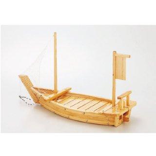 2尺 豊漁船 アミ付  漆器 盛込舟 業務用