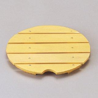 S.D.X6寸桶用白木目皿 漆器 5〜6寸桶 業務用