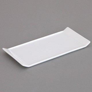 アピタイザー23cm角プラター 洋食器 長角プレート(M) 業務用 約23cm 長皿 角皿 中皿 前菜 オードブル 焼物皿