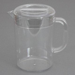 蓋付ピッチャー 1.8L 樹脂製品 喫茶・お茶用品・ポット 業務用 約19.5cm