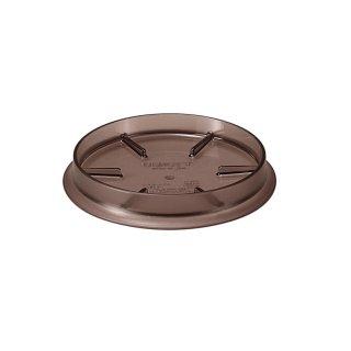 アクアピッチャー PRO受皿 ブラウン 樹脂製品 喫茶・お茶用品・ポット 業務用