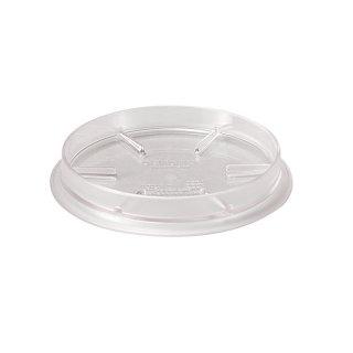 アクアピッチャー PRO受皿 クリア 樹脂製品 喫茶・お茶用品・ポット 業務用