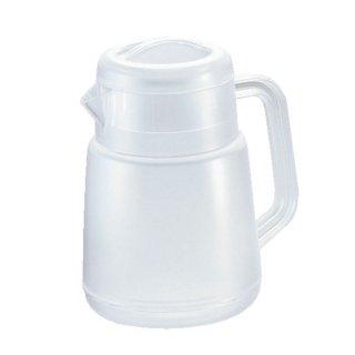 ポリカーボネート ニューピッチャー 1.6L クリアー 樹脂製品 喫茶・お茶用品・ポット 業務用