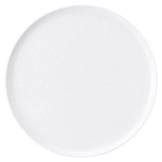 エクシブ 28cm ピザ皿 ホワイト 洋食器 ピザ皿 業務用 カネスズ 約28.2cm 洋食 ピザ モダン
