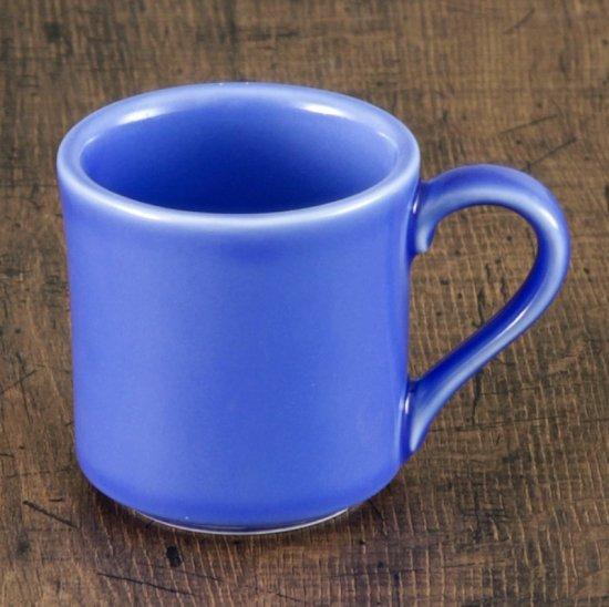 ロティ マグカップ ブルー 洋食器 マグ 業務用 カネスズ コーヒー 喫茶店 カフェ ケーキ屋 アメリカン カフェオレ