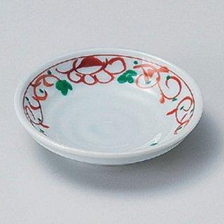 菊唐草3.0皿 10cm 和食器 小皿 業務用