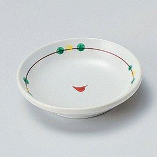 二色水玉3.0皿 9cm 和食器 小皿 業務用