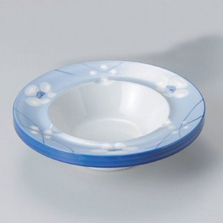 白梅5.0灰皿 16cm 和食器 灰皿 業務用