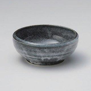 雫石4.2ボール 和食器 小鉢(大) 業務用 約13cm グレー系 和食 和風 鉢 和え物 居酒屋 焼肉店 酢の物 おひたし