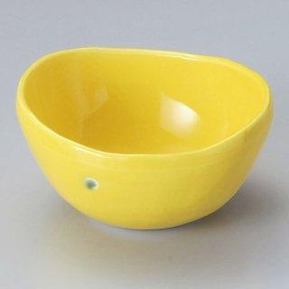 黄輝楕円小鉢 小 和食器 小鉢(小) 業務用