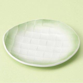 ヒワ吹格子フルーツ皿 和食器 フルーツ皿・銘々皿・取皿 業務用