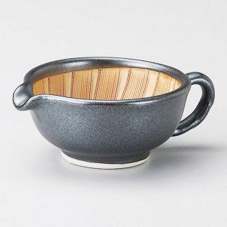 黒釉ドレッシング鉢 和食器 ドレッシング 業務用
